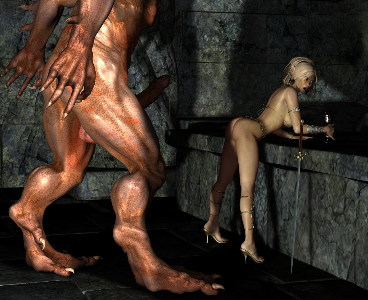 3d sex galleries: